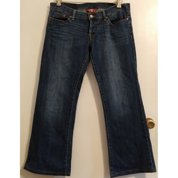 Lucky Brand Denim - Lucky Brand Buttonfly Jeans Low Rise Bootcut 12/31